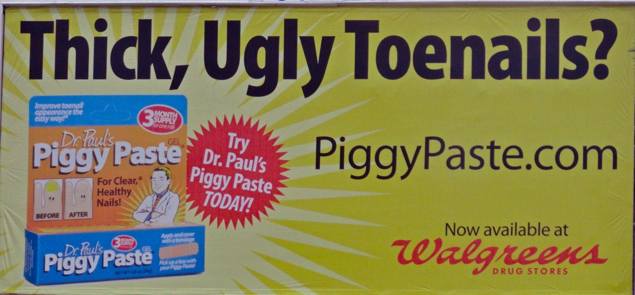 Review: Does Dr. Paul\'s Piggy Paste Toenail Fungus Treatment Work?