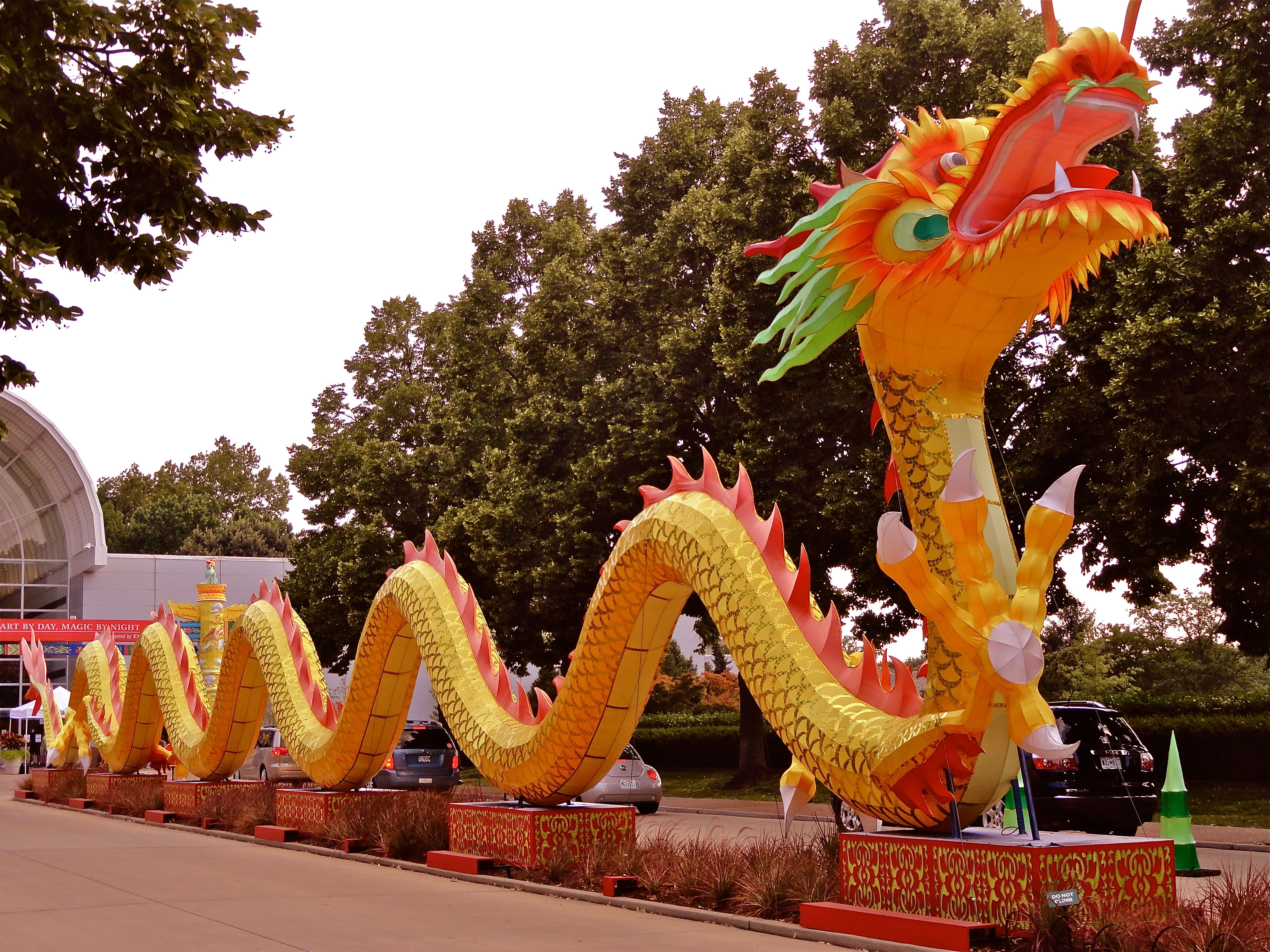 THE CHINESE LANTERN FESTIVAL – ACT ONE | SMILINGBAGEL