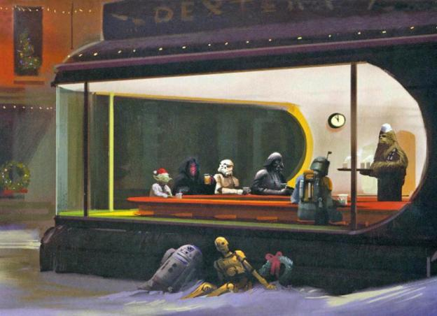 StarWars:Nighthawks
