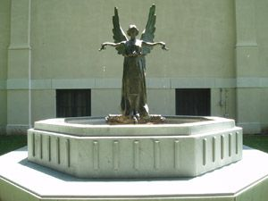 Fountain Angel