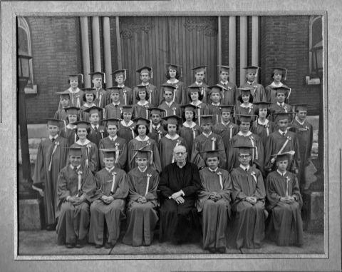 Graduation1953