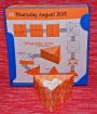 MY DAILY CALENDAR…DAY 233 – AUGUST 22, 2013