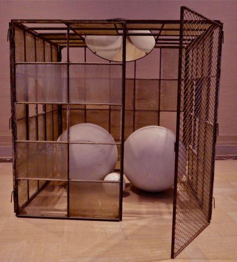 Caged Balls