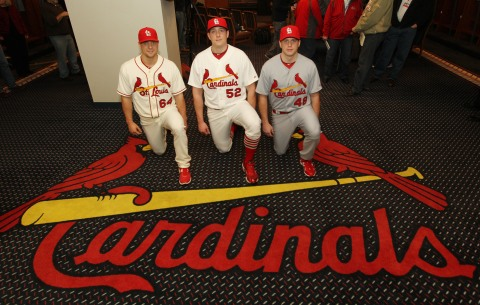 St. Louis Cardinals unveil new uniform