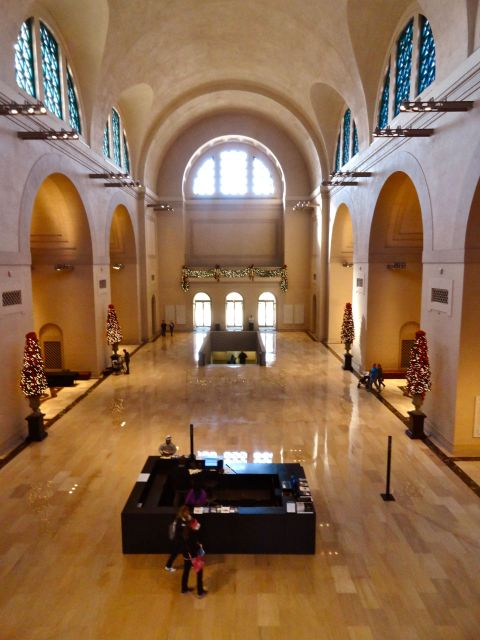 2013 - The Grand Hall - Saint Louis Museum Of Art