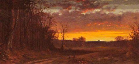 TWILIGHT IN THE WILDERNESS - ALFRED T. BRITCHER