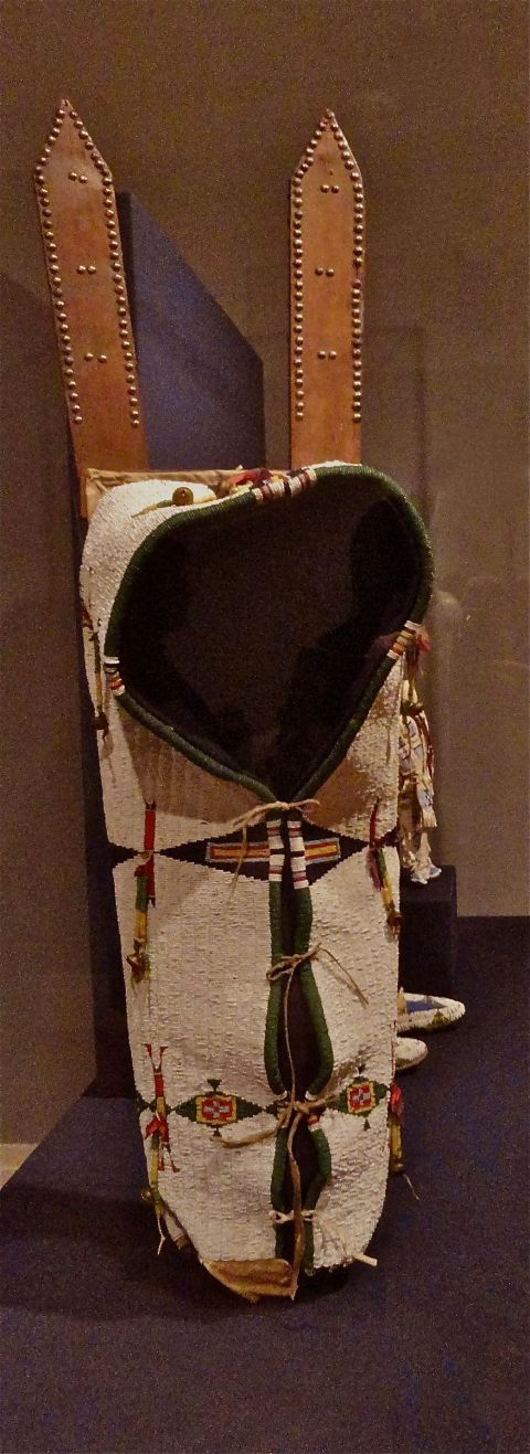 CRADLE - CHEYENNE (The Danforth Native American Collection)