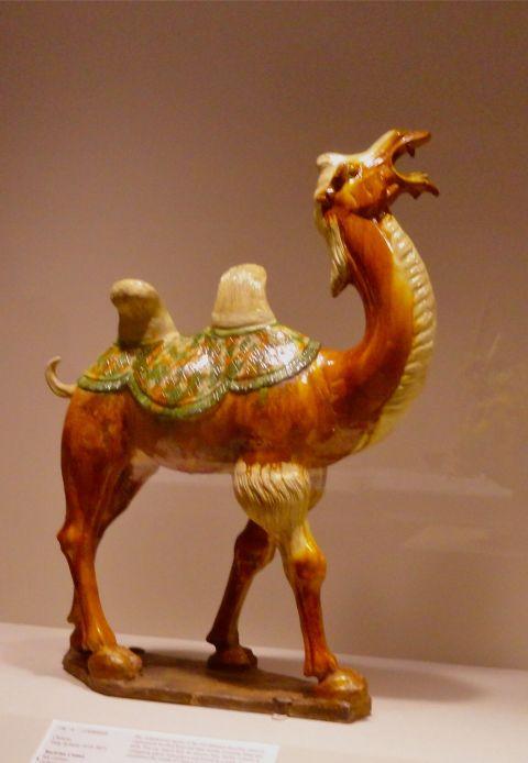 TANG DYNASTY -BACTRIAN CAMEL