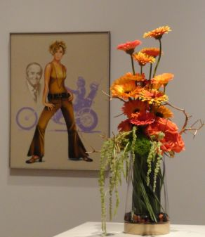 The Fonda Image - Mel Ramos