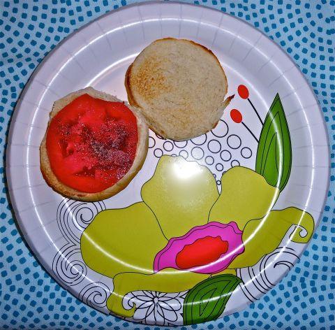 Vine-ripened Tomato